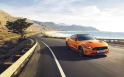 Ford Mustang55 special edition launched