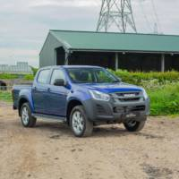Isuzu D-Max Workman+ edition launched in UK