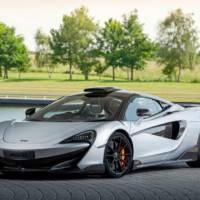 Last McLaren 600 LT going for celebration