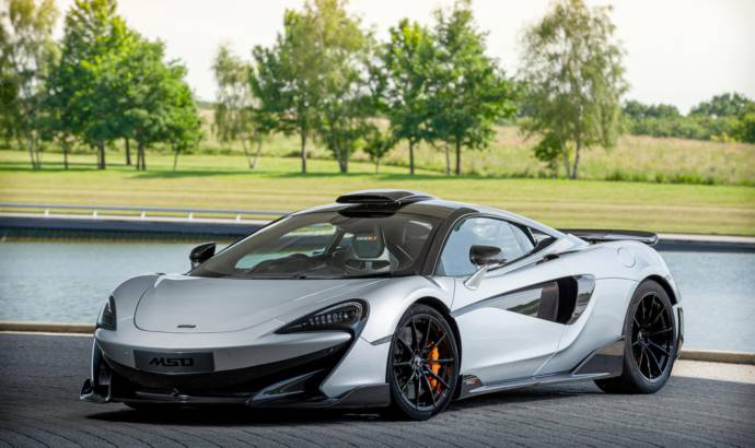 Last McLaren 600 LT going for celebration