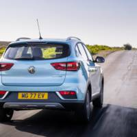 MG ZS launched as an electric car in UK