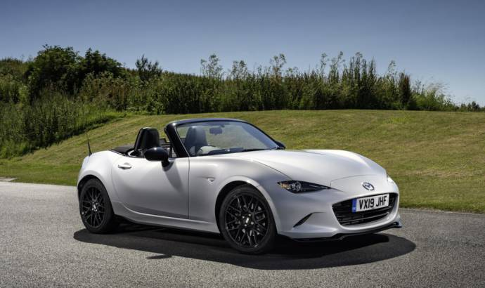 Mazda MX-5 new accessories package