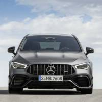 Mercedes-AMG CLA 45 Shooting Brake is here