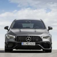 Mercedes-AMG CLA 45 Shooting Brake is here