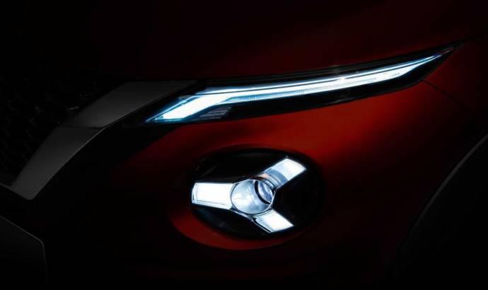 Next generation Nissan Juke was teased ahead of September 3rd reveal