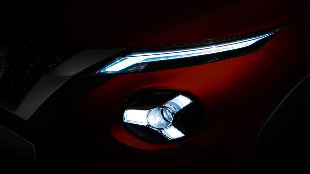 Next generation Nissan Juke was teased ahead of September 3rd reveal