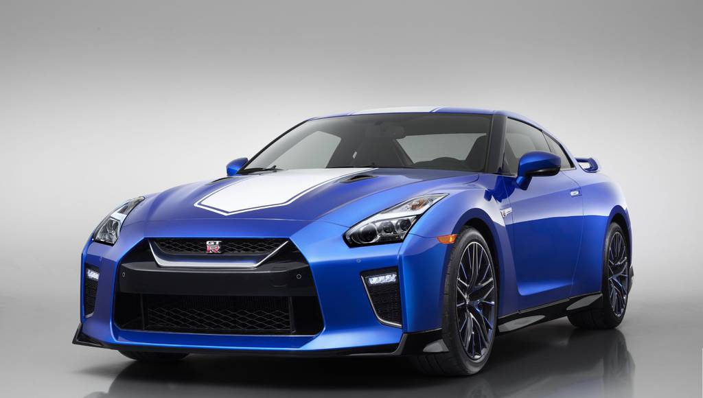 Nissan GT-R 50th Anniversary Edition launched in UK