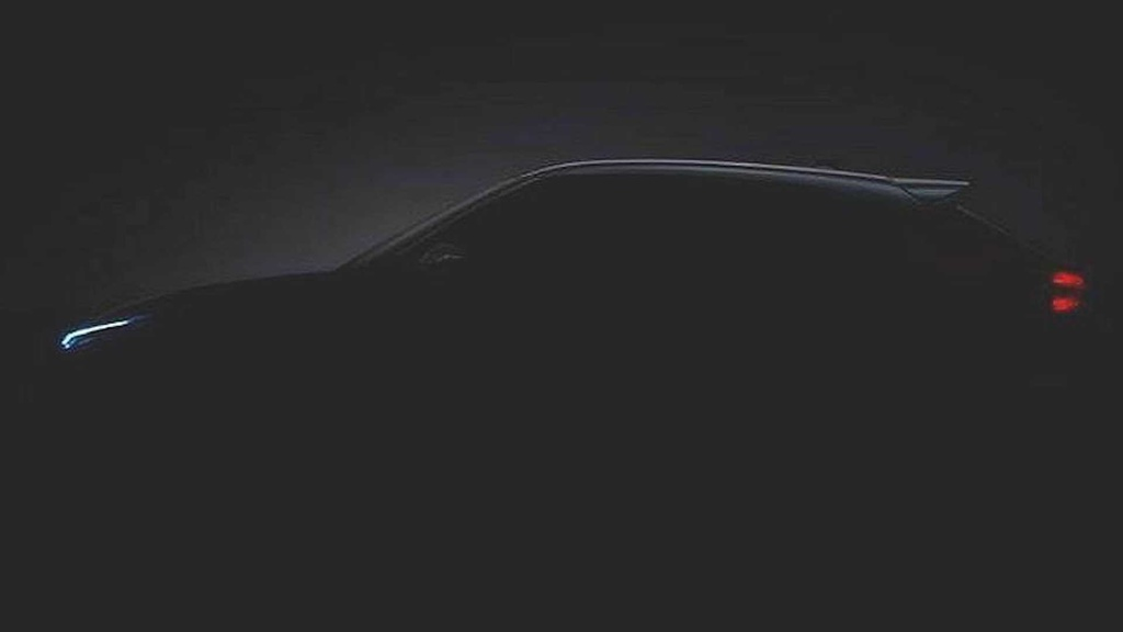 Nissan has published some teaser pictures wih the next generation Juke