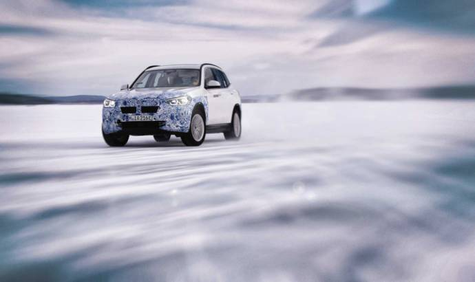 Rumors: BMW iX3 might have rear-wheel drive