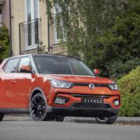 Ssangyong Tivoli LE special edition available in UK