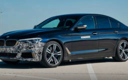 The upcoming BMW 5 Series will have at least two electric versions