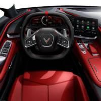 This is the 2020 Chevrolet C8 Corvette Stingray