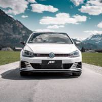 Volkswagen Golf GTI TCR was tweaked out by ABT