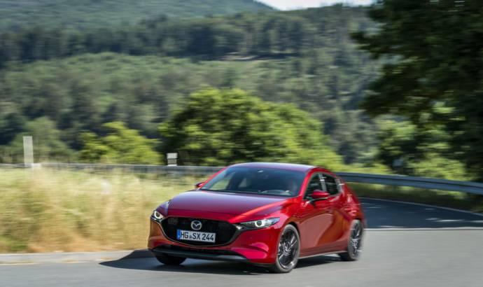 Mazda3 Skyactiv-X UK pricing announced