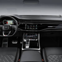 This is the 2020 Audi SQ7 TDI facelift