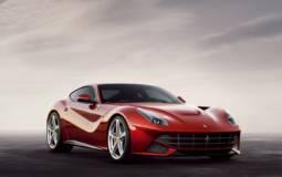 2017 Ferrari F12 Berlinetta Coupe
