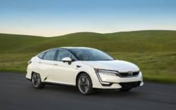 2017 Honda Clarity Sedan
