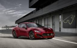 2017 Maserati GranTurismo Coupe