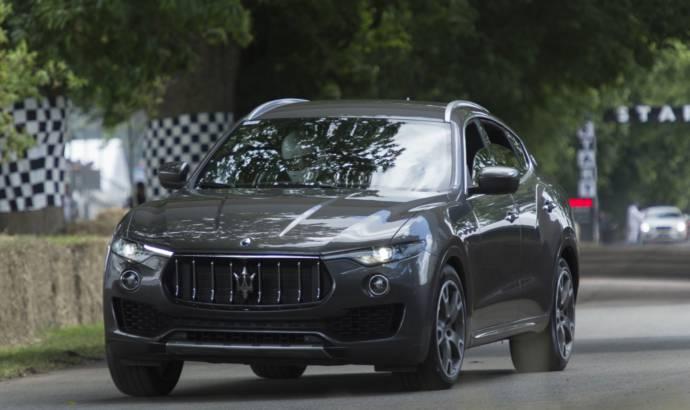 2017 Maserati Levante SUV