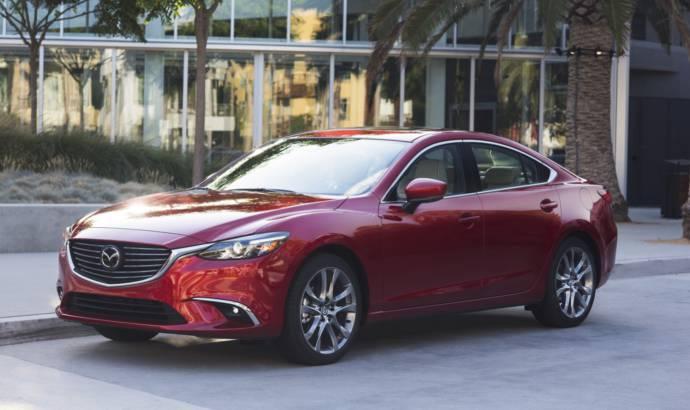 2017 Mazda 6 Sedan
