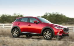 2017 Mazda CX-3 SUV