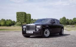 2017 Rolls-Royce Phantom Sedan