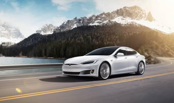2017 Tesla S Sedan