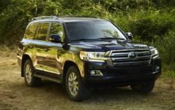 2017 Toyota Land Cruiser SUV