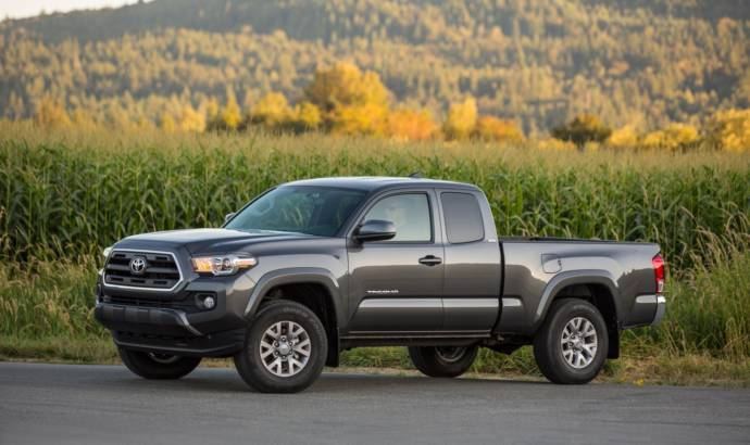 2017 Toyota Tacoma Extended Cab