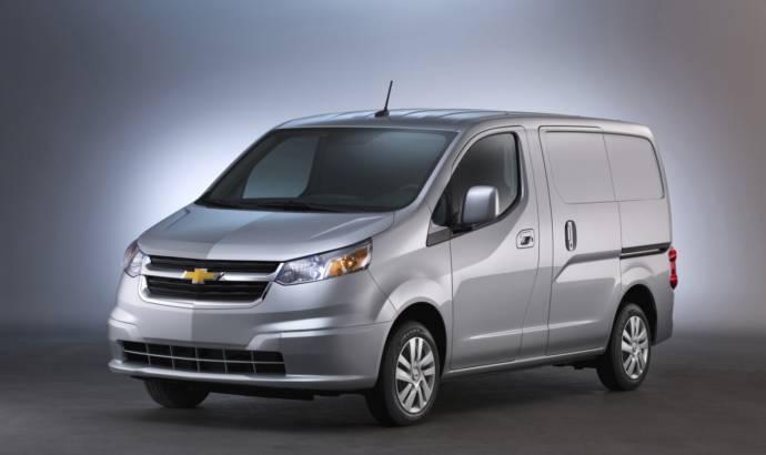 2018 Chevrolet City Express Minivan