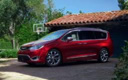 2018 Chrysler Pacifica Minivan