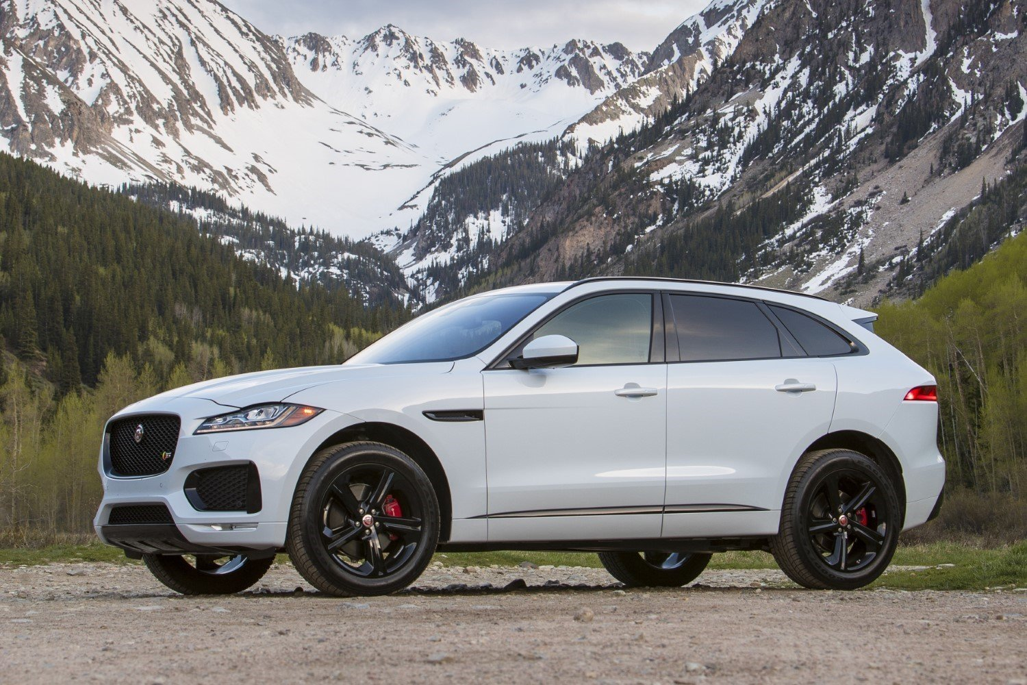 2018 Jaguar F-Pace SUV Specs, Review, and Pricing   CarSession
