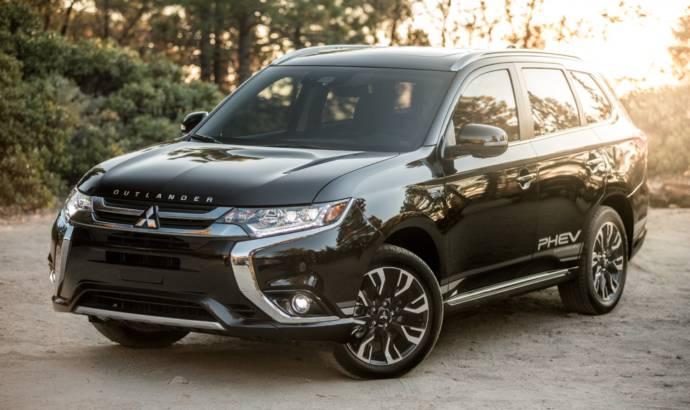 2018 Mitsubishi Outlander PHEV SUV