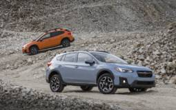 2018 Subaru Crosstrek Wagon