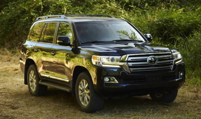 2018 Toyota Land Cruiser SUV