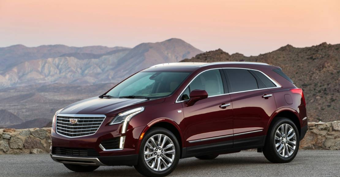 2019 Cadillac XT5 SUV Specs, Review, And Pricing