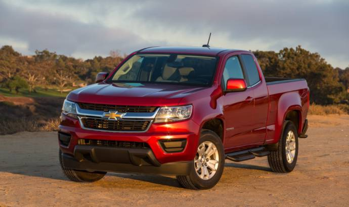 2019 Chevrolet Colorado Extended Cab
