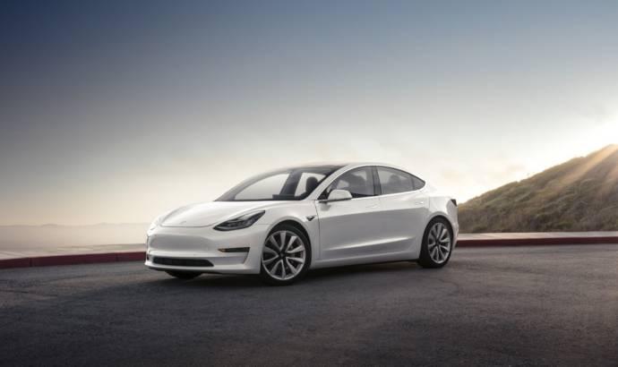2019 Tesla 3 Sedan