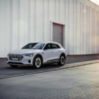 Audi has a new entry-level e-tron quattro version