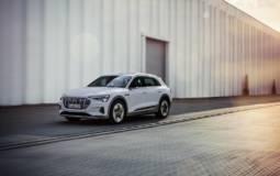 Audi has a new entry-level e-tron quattro version
