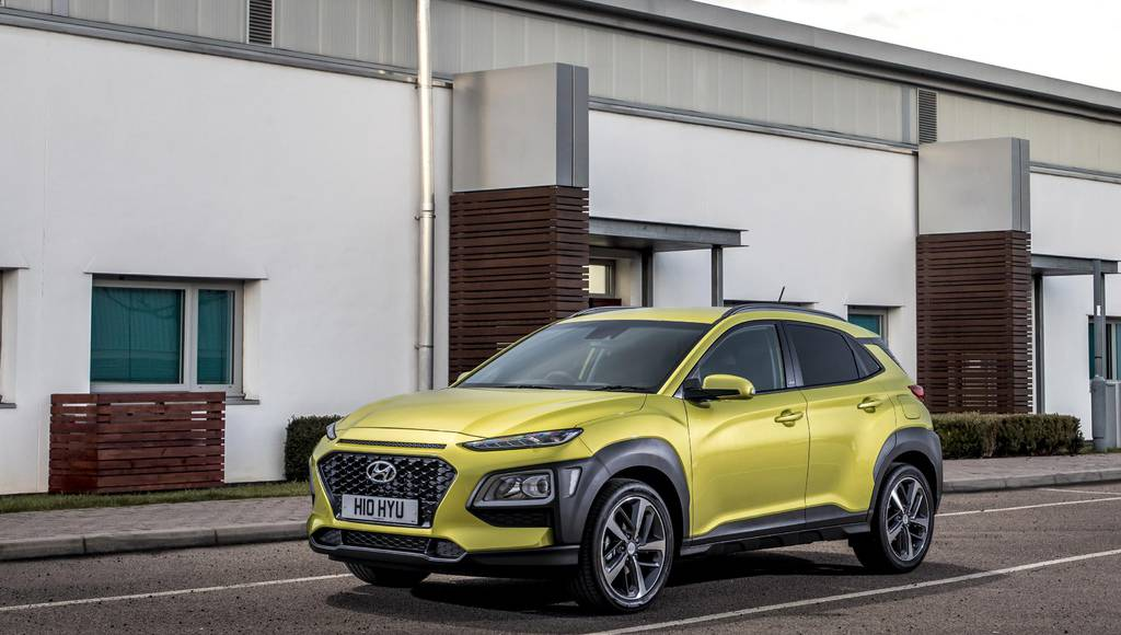 Hyundai Kona Play special edition