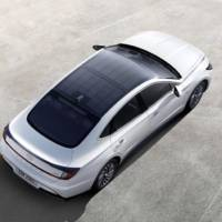 Hyundai is launching the first car with solar roof charging