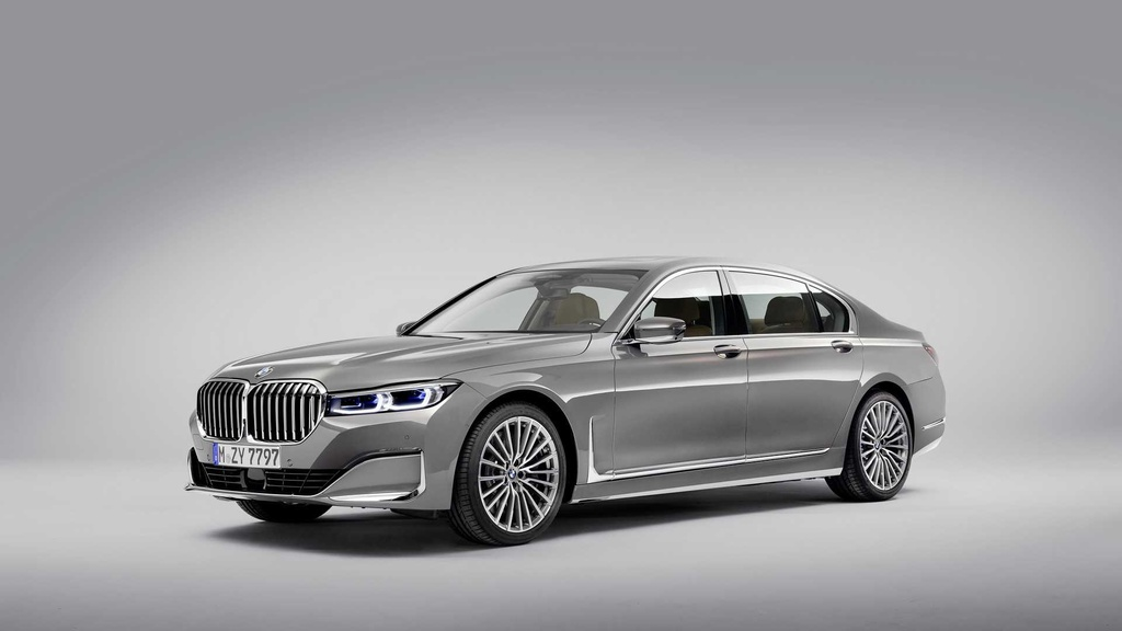 Next generation BMW 7 Series might get a fully electric variant