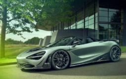 Novitec McLaren 720S Spider tuning programme