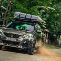 Peugeot 3008 one-off created for Top gear Magazine