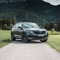 Skoda Kodiaq RS got a performance pack from ABT