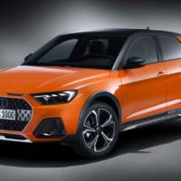 This is the Audi A1 Citycarver