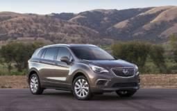 2017 Buick Envision SUV