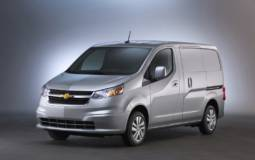 2017 Chevrolet City Express Minivan