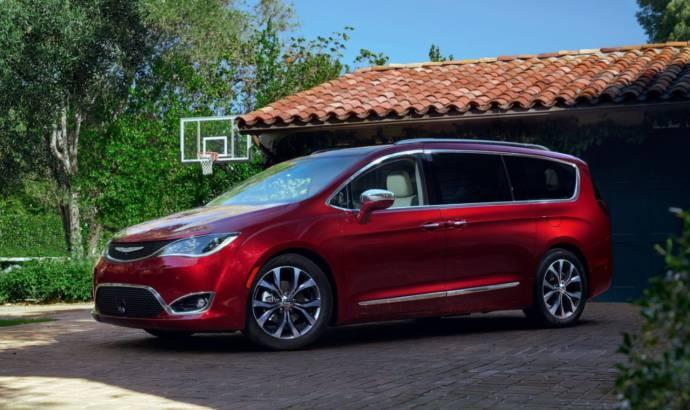 2017 Chrysler Pacifica Minivan